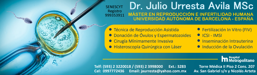 Dr. Julio Urresta Avila