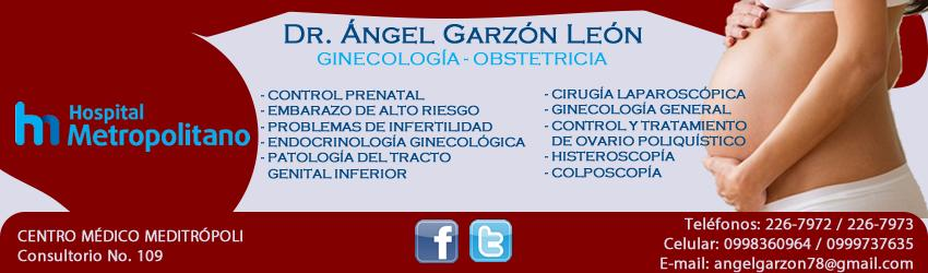 Ginecologos Quito Dr. �ngel Garz�n Le�n