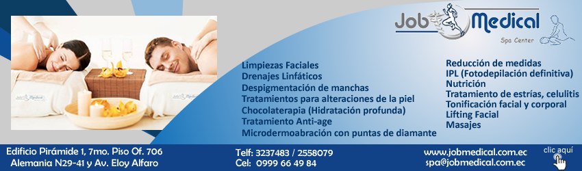 Dermatologos Quito Dr. Spa Center Job Medical