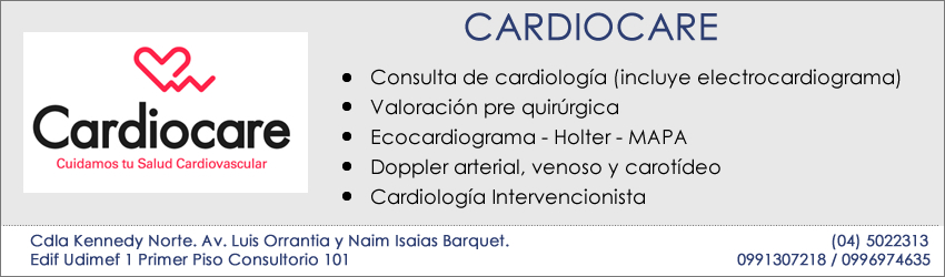 CARDIOCARE GUAYAQUIL CARDIOCARE GUAYAQUIL