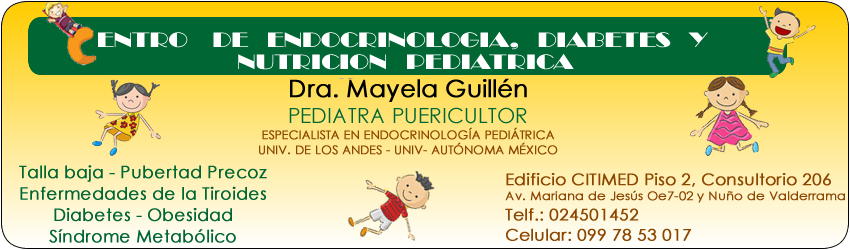 Pediatras Quito Mayela Guillén