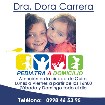 Pediatras Quito Dora Carrera